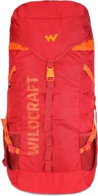Wildcraft Flip Ruck 1 Rucksack - 45 L(Red)