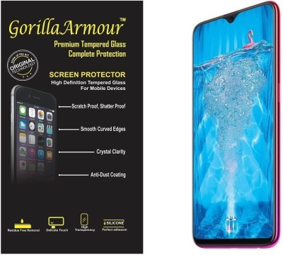 Gorilla Armour Impossible Screen Guard for OPPO F9 Pro(Pack of 1)