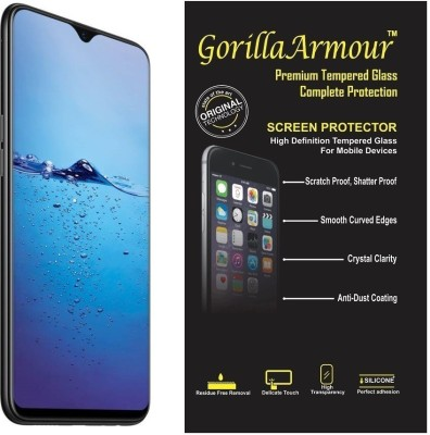 Gorilla Armour Impossible Screen Guard for Oppo F9, OPPO F9 Pro, Realme 2 Pro, Realme U1, Realme 3 Pro(Pack of 1)