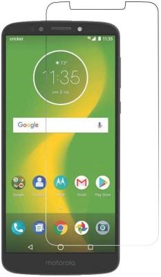 HRV Tempered Glass Guard for Motorola Moto E5(Pack of 1)