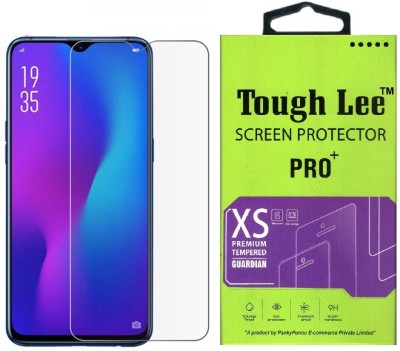 Tough Lee Tempered Glass Guard for Oppo F9, OPPO F9 Pro, Realme 2 Pro, Realme U1, Realme 3 Pro(Pack of 1)