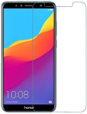 Power Tempered Glass Guard for Honor 7A(Pack of 1)