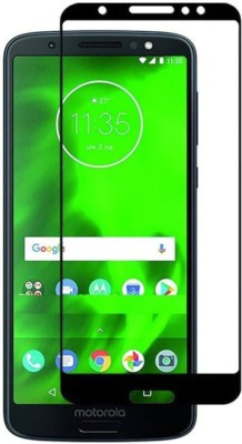 CHVTS Tempered Glass Guard for Motorola Moto G6 Play(Pack of 1)