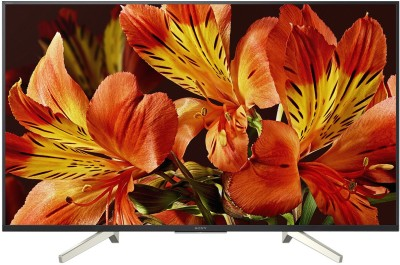 View Sony Android 123cm (49 inch) Ultra HD (4K) LED Smart TV(KD-49X8500F)  Price Online
