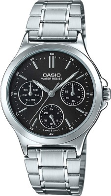 Casio A1146 Enticer Lady Analog Watch For Women