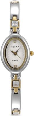 Titan NF9717BM01A Raga Analog Watch   For Women Titan Wrist Watches