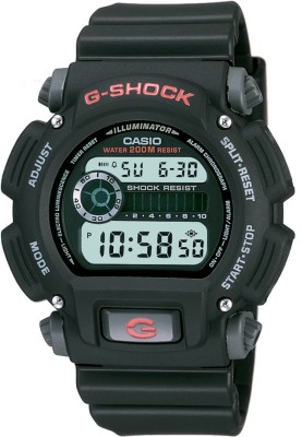 Casio G-Shock DW-9052-1VDR (G091) Digital Black Dial Men's Watch (DW-9052-1VDR (G091))