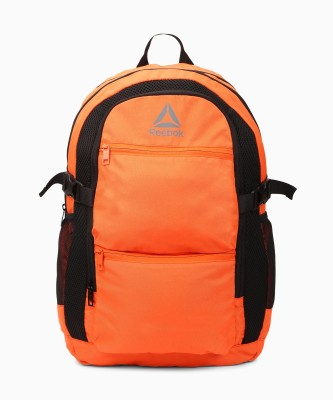 REEBOK J XTREME BP 35 L Backpack (Black, Orange)