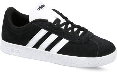 ADIDAS Boys Lace Tennis Shoes Black ADIDAS Sports Shoes