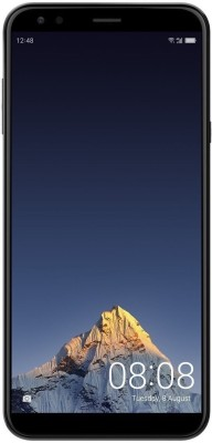 InFocus Vision 3 16GB 2GB RAM Midnight Black Mobile