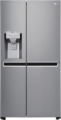 LG GC-L247CLAV 668L Side by Side Refrigerator