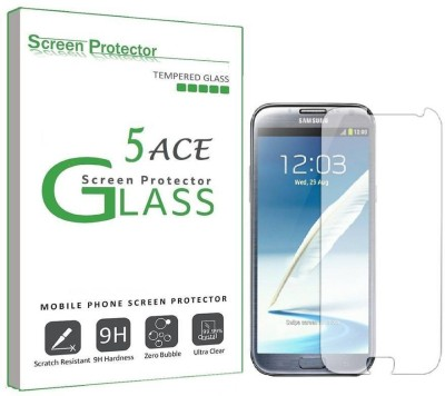 5 ACE Impossible Screen Guard for Samsung NOTE2(N7100)(Pack of 2)