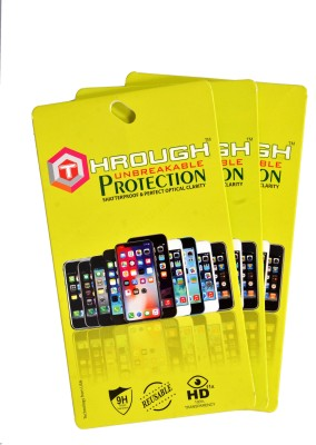 Through Impossible Screen Guard for Through Unbreakable Screen Protector for MOTO E3 POWER(Pack of 1)