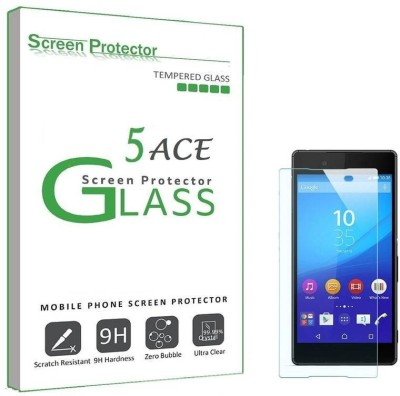 5 ACE Impossible Screen Guard for Sony Xperia Z3FRONT(Pack of 2)