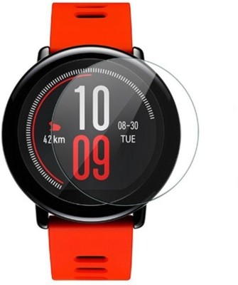 ACUTAS Tempered Glass Guard for xiaomi Amazfit Sports Watch(Pack of 1)  available at flipkart for Rs.499