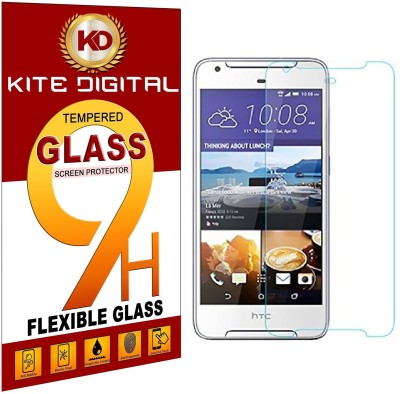 KITE DIGITAL Tempered Glass Guard for HTC DESIRE 628(Pack of 1)