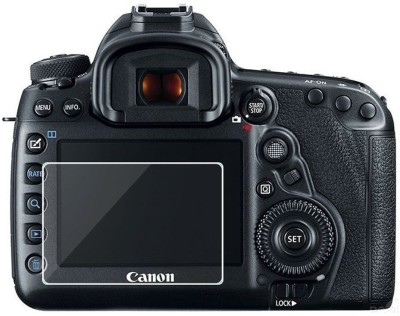 ACUTAS Tempered Glass Guard for Canon EOS 5D MARK 4 / 5DS R(Pack of 1)