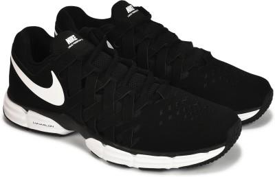 Nike LUNAR FINGERTRAP TR Training & Gym Shoes For Men(Black) 1