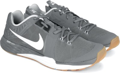 Nike TRAIN PRIME IRON DF Training & Gym Shoes For Men(Grey) 1