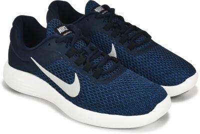 Nike LUNARCONVERGE 2 Running Shoes For Men(Blue) 1