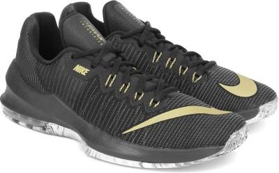 Nike NIKE AIR MAX INFURIATE 2 LOW Basketball Shoes For Men(Black) 1