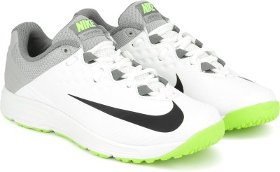 Nike POTENTIAL 3 SS 19 Cricket shoe For Men(White) 1