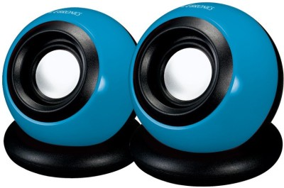 Zebronics Supernova New Laptop/Desktop Speaker(Blue, 2.0 Channel)
