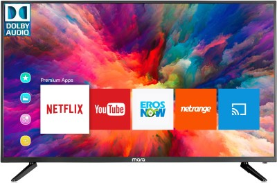 MarQ by Flipkart 109cm (43 inch) Full HD LED Smart TV(43HSFHD) (MarQ by Flipkart)  Buy Online