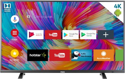 MarQ by Flipkart 109cm (43 inch) Ultra HD (4K) LED Smart TV(43SAUHD) (MarQ by Flipkart)  Buy Online