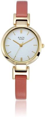 Titan Raga Viva 2 Analog Watch   For Women Titan Wrist Watches