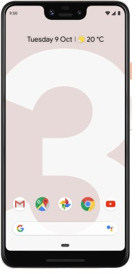 Google Pixel 3 XL (Not Pink, 64 GB)(4 GB RAM)