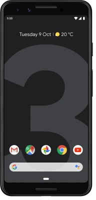 Google Pixel 3 (Just Black, 4GB RAM, 128GB)