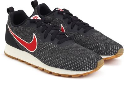 Nike MD RUNNER 2 ENG MESH Running Shoes For Men(Grey) 1