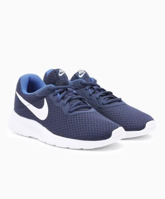 Nike TANJUN Training & Gym Shoes For Men(Blue) 1