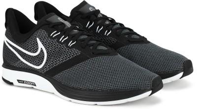 Nike ZOOM STRIKE Running Shoes For Men(Grey) 1