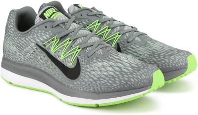 Nike ZOOM WINFLO 5 Running Shoe For Men(Grey) 1