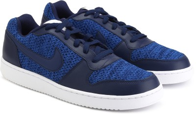 Nike EBERNON LOW PREM Sneakers For Men(Blue) 1