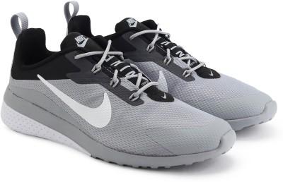 Nike CK RACER 2 Running Shoes For Men(Grey, Black) 1
