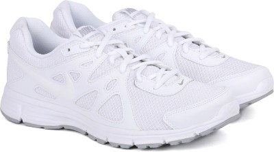 Nike REVOLUTION 2 MSL Running Shoes For Men(White) 1