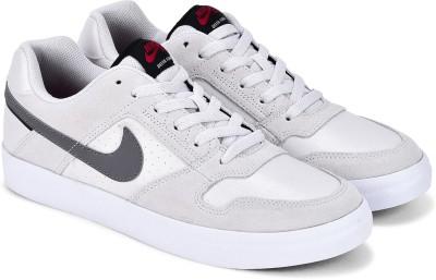 Nike SB DELTA FORCE VULC Sneakers For Men(White) 1
