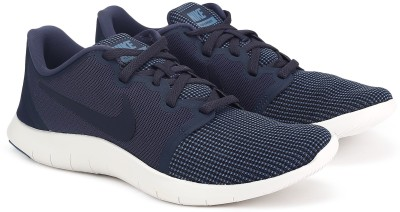 Nike FLEX CON Running Shoes For Men(Blue)