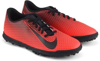 Nike BRAVATA Football Shoes For Men(Red, Black) 1