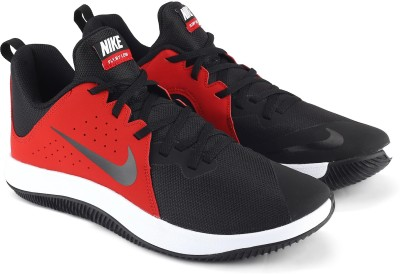 Nike NIKE FLY.BY L Walking Shoes For Men(Red, Black) 1