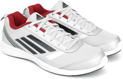 ADIDAS ADIRAY M Running Shoes For Men(Silver)