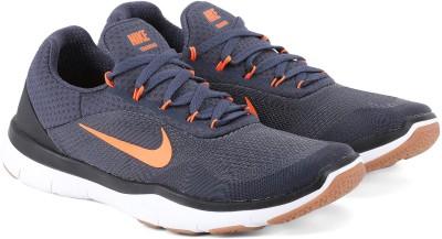 Nike NIKE FREE TRAINER V7 Training & Gym Shoes For Men(Blue) 1