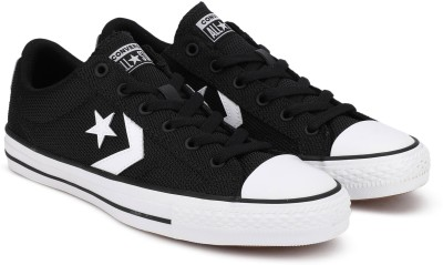 Converse Star Player II Sneakers For Men(Black)