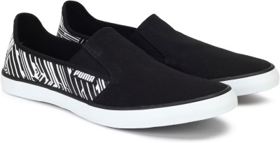 IDP Slip On Sneakers For Men(Black