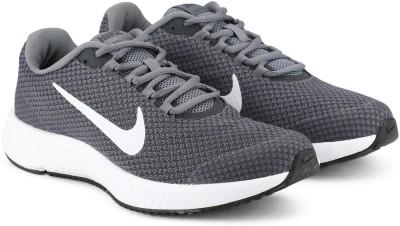 Nike NIKE RUNALLDAY Running Shoes For Men(Grey) 1