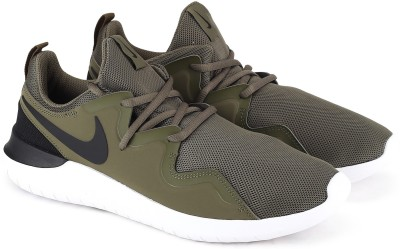 Nike TESSEN Sneakers For Men(Green)