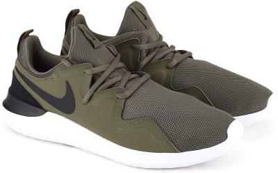Nike TESSEN Sneakers For Men(Green) 1